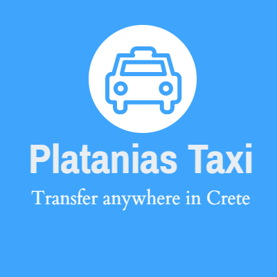 Platanias Taxi Logo