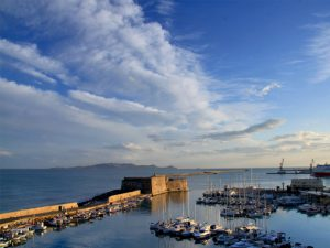Heraklion Town Greece