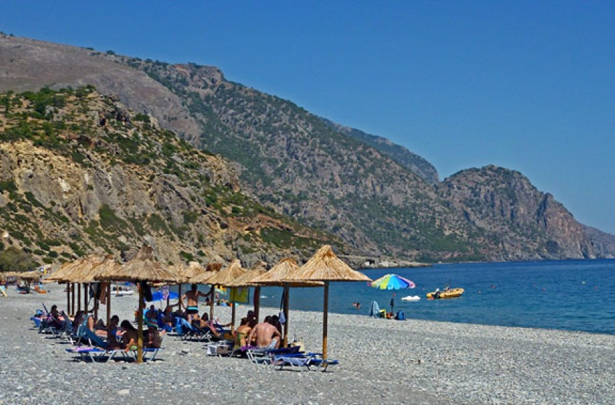 Sougia Beach Tour
