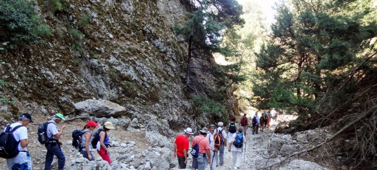 Imbros Gorge – Komitades Tour