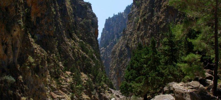 Samaria Gorge Tour – Sfakia Round Trip
