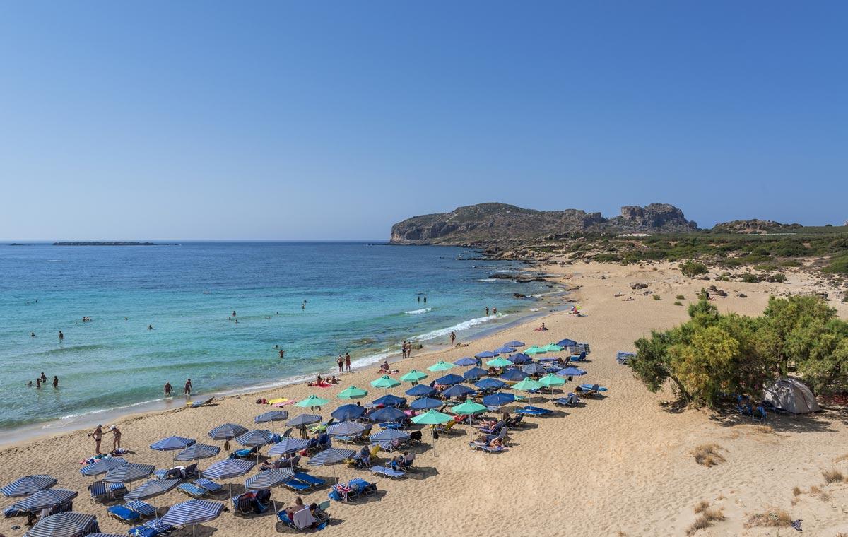 Falassarna Beach Tour
