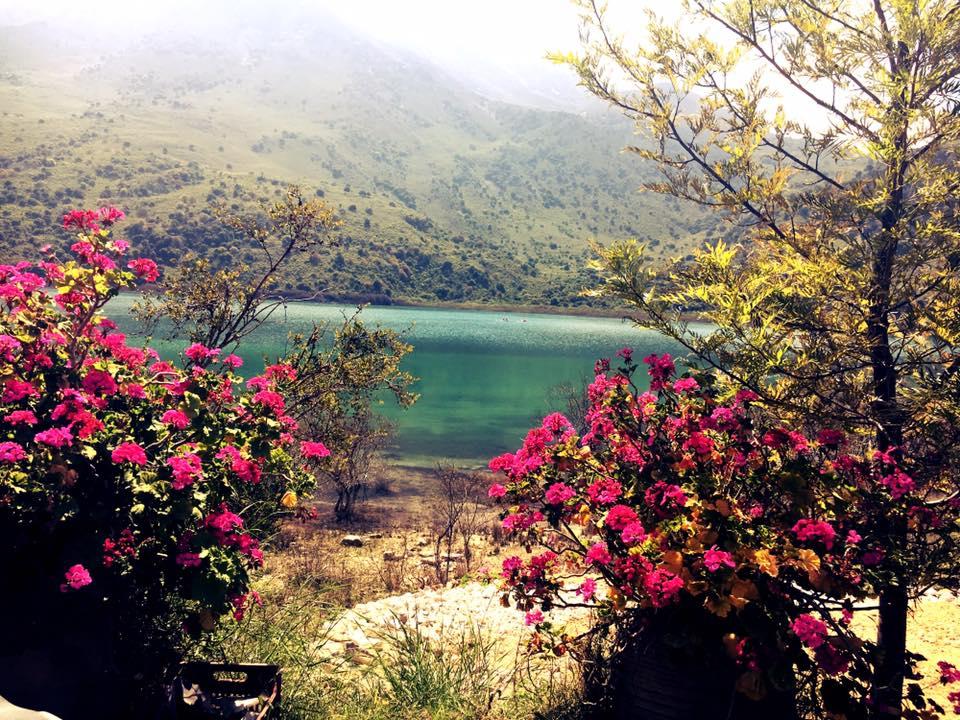 Kournas Lake, Chania