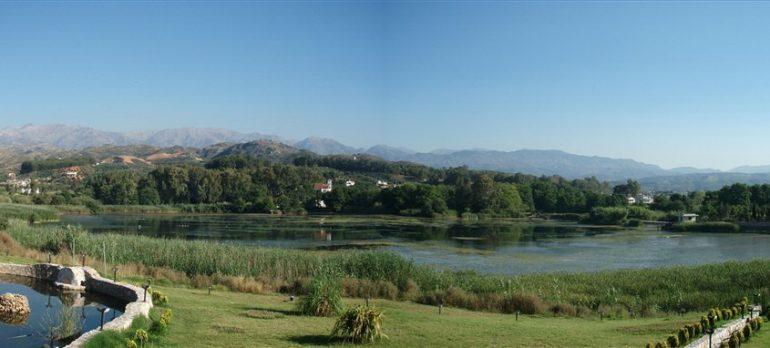 Agia Lake Tour