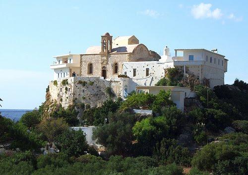 Chrissoskalitissa Monastery