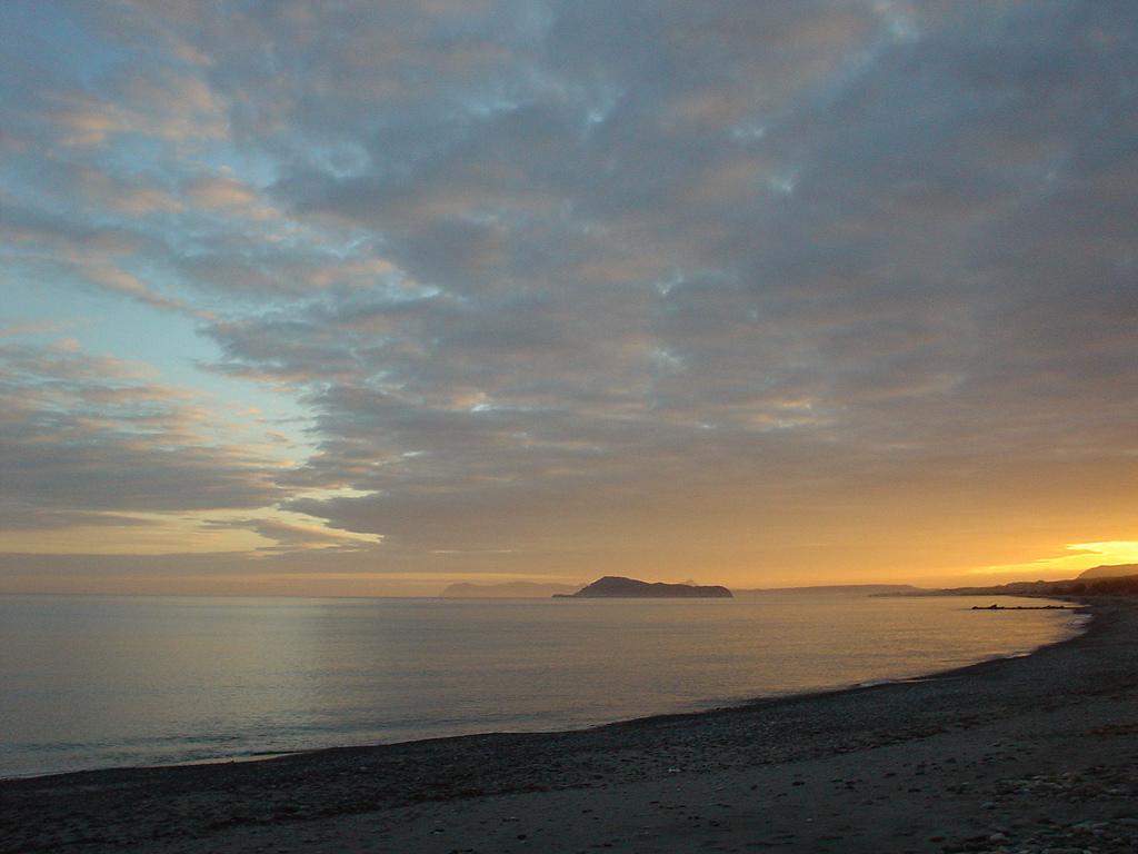 maleme sunrise