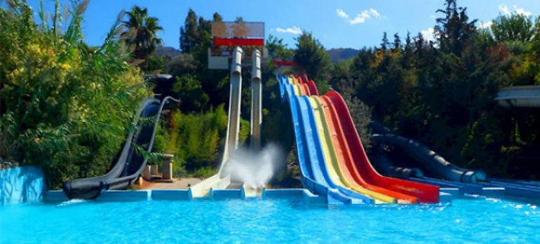 Limnoupolis Water Park Tour