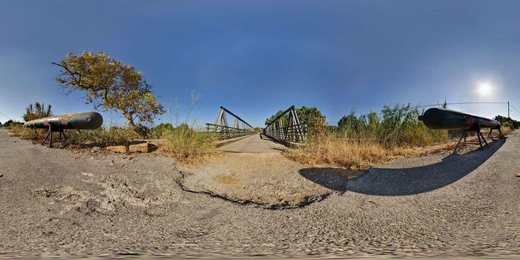 Tavronitis World War II bridge