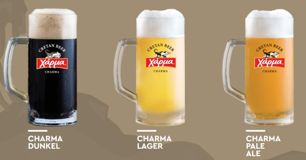 Harma Beer Cretan Beer