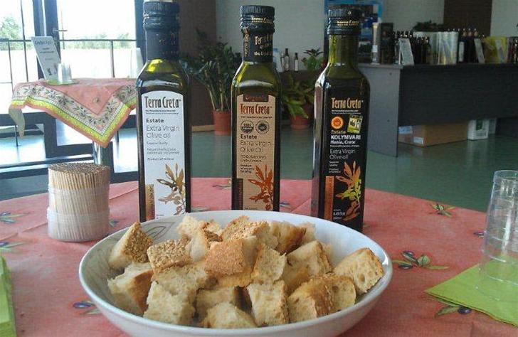 Terra Creta olive oil