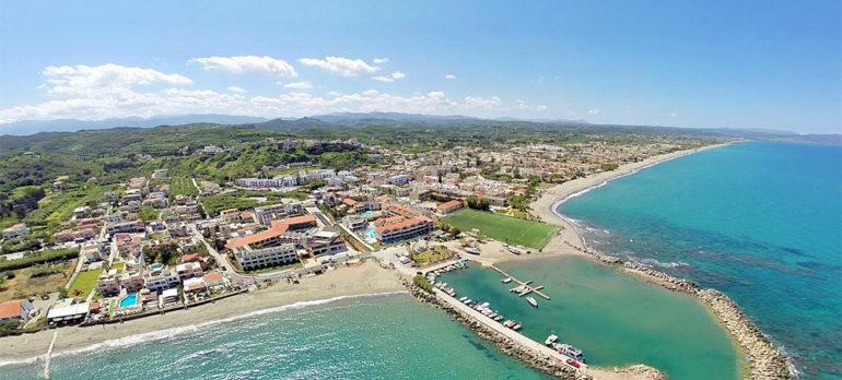 Platanias Village, Die beliebteste Ferienort West Kreta!